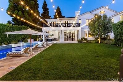 4 Torrey Pines Lane, Newport Beach, CA 92660 - MLS#: NP20207325