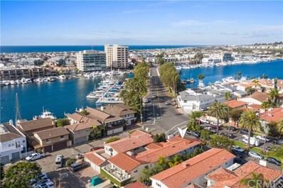 104 Via Antibes UNIT 3, Newport Beach, CA 92663 - MLS#: NP20261577