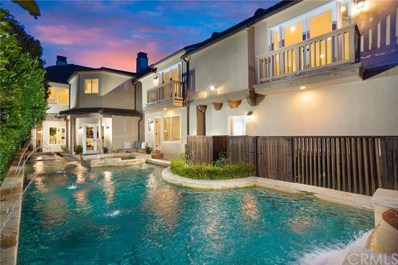 531 Fullerton Avenue, Newport Beach, CA 92663 - MLS#: NP21001196