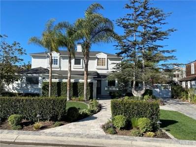 501 Kings Place, Newport Beach, CA 92663 - MLS#: NP21008594