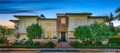 845 Via Lido Nord, Newport Beach, CA 92663 - MLS#: NP21022549