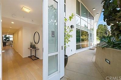 1705 Ocean Avenue UNIT 107, Santa Monica, CA 90401 - MLS#: NP21082858