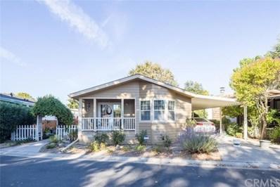 145 Via Santa Barbara UNIT 145, Paso Robles, CA 93446 - MLS#: NS17244444