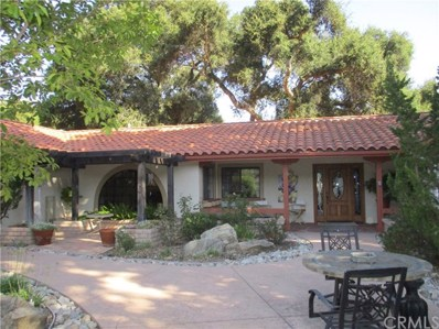 7450 Santa Cruz Road, Atascadero, CA 93422 - MLS#: NS17245099