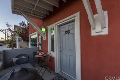 816 Lawrence Drive, San Luis Obispo, CA 93401 - #: NS17270449