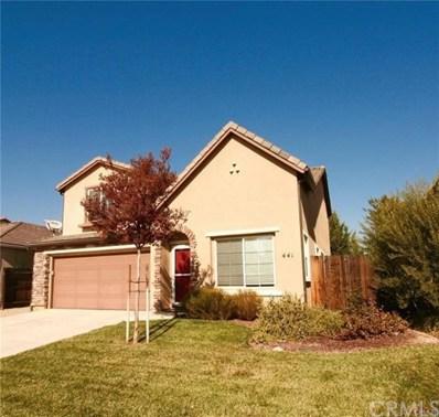 441 Kenton Court, Paso Robles, CA 93446 - MLS#: NS18000047