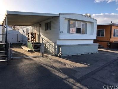 9712 Pinal Avenue UNIT A10, Santa Margarita, CA 93453 - MLS#: NS18034534