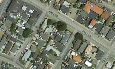 452 S Ocean Avenue, Cayucos, CA 93430 - #: NS18042872