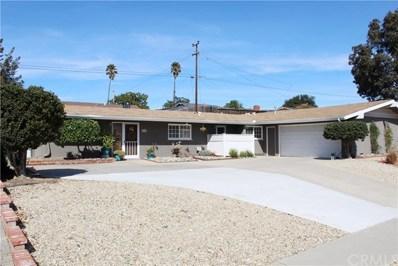 449 Majestic Drive, Santa Maria, CA 93455 - MLS#: NS18059337