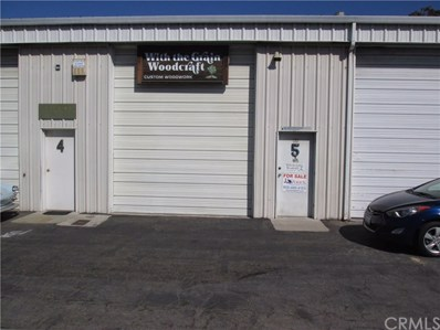 4149 Santa Fe Road UNIT 5, San Luis Obispo, CA 93401 - #: NS18063421