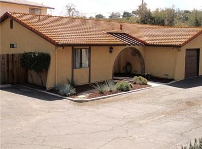 5030 Olmeda Avenue UNIT C, Atascadero, CA 93422 - MLS#: NS18068540