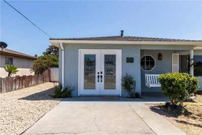 1474 Nice Avenue, Grover Beach, CA 93433 - MLS#: NS18131197