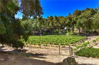 1888 Willow Creek Road, Paso Robles, CA 93446 - MLS#: NS18149682