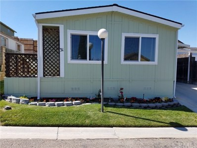9191 San Diego Way UNIT 31, Atascadero, CA 93422 - #: NS18165702