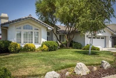 509 Laurelwood Drive, Paso Robles, CA 93446 - MLS#: NS18193694