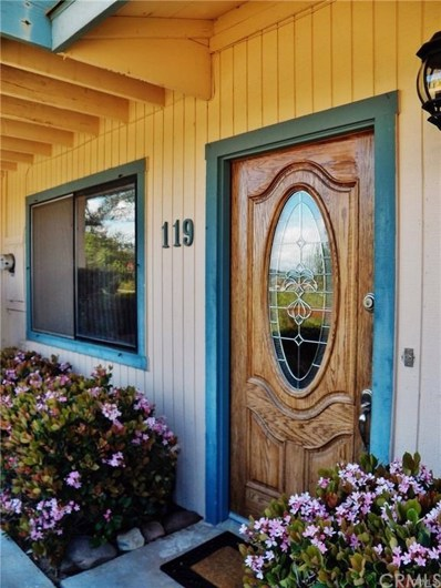 119 Olive Street, Paso Robles, CA 93446 - #: NS18202391