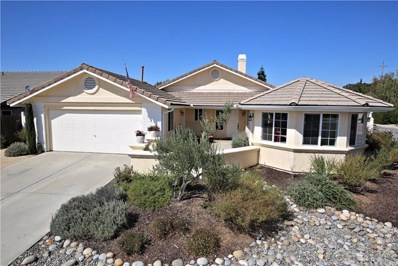 199 Bridgegate Lane, Paso Robles, CA 93446 - #: NS18219534