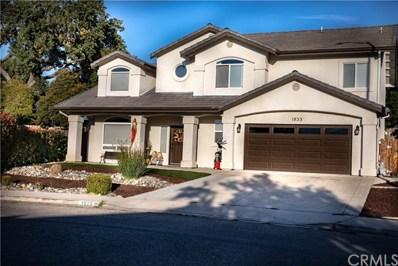 1933 Fieldstone Circle, Paso Robles, CA 93446 - MLS#: NS18243848
