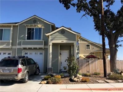 51 8th Street, Templeton, CA 93465 - MLS#: NS18252263