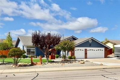 1635 Canyon Crest Lane, Paso Robles, CA 93446 - #: NS19230031