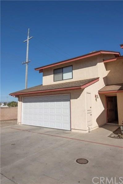 645 Newlove UNIT i, Santa Maria, CA 93454 - MLS#: NS19247286