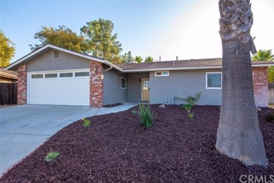 823 Crenshaw Court, Paso Robles, CA 93446 - MLS#: NS19255614