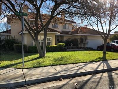 1550 Via Arroyo, Paso Robles, CA 93446 - #: NS20004750