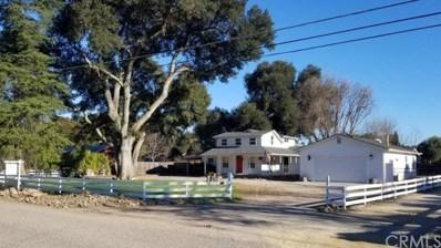 5505 Carrizo Road, Atascadero, CA 93422 - #: NS20030919
