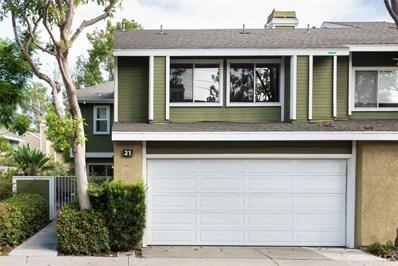 21 Twinberry, Aliso Viejo, CA 92656 - MLS#: OC16107068
