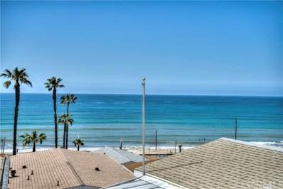 603 Sea Breeze Drive UNIT 14, San Clemente, CA 92672 - MLS#: OC17065270