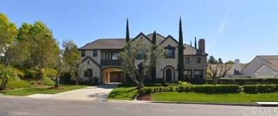4302 Hidden Oaks Drive, Yorba Linda, CA 92886 - MLS#: OC17071293
