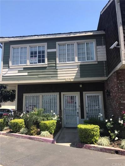 563 N Fairview Street, Santa Ana, CA 92703 - MLS#: OC17080198