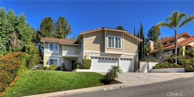 24501 Mandeville Drive, Laguna Hills, CA 92653 - MLS#: OC17088822