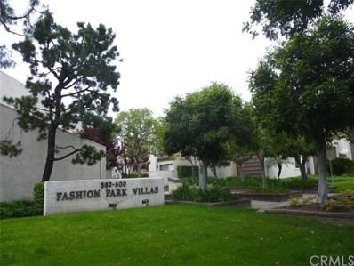 596 W Huntington Drive UNIT G, Arcadia, CA 91007 - MLS#: OC17098270