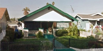 1341 W 53rd Street, Los Angeles, CA 90037 - MLS#: OC17111640