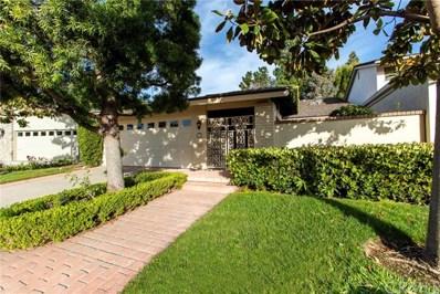 6 Rue Chateau Royal, Newport Beach, CA 92660 - MLS#: OC17114106
