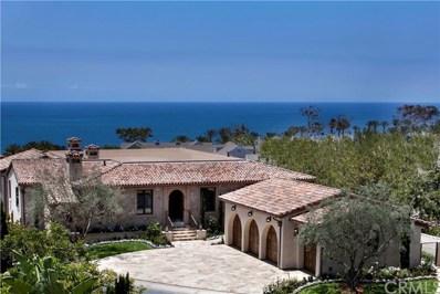 1 Seabreeze Terrace, Dana Point, CA 92629 - MLS#: OC17115281
