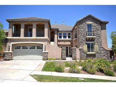 8198 Soft Winds Drive, Corona, CA 92883 - MLS#: OC17119788