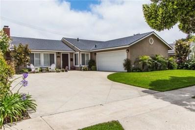 6062 Calvin Circle, Huntington Beach, CA 92647 - MLS#: OC17121459