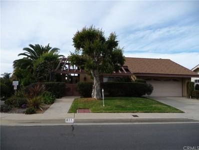 611 Calle Miguel, San Clemente, CA 92672 - MLS#: OC17122583