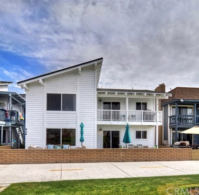 906 E Oceanfront, Newport Beach, CA 92661 - MLS#: OC17129348