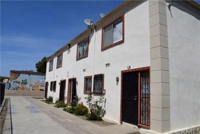 1000 E Bishop Street UNIT L3, Santa Ana, CA 92701 - MLS#: OC17130981