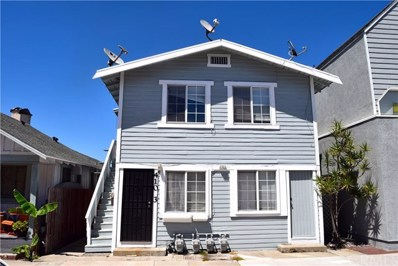 417 E Bay Avenue, Newport Beach, CA 92661 - MLS#: OC17137383