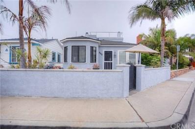 505 Clubhouse Avenue, Newport Beach, CA 92663 - MLS#: OC17140356