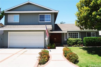 16731 Summercloud Lane, Huntington Beach, CA 92647 - MLS#: OC17141758