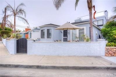 505 Clubhouse Avenue, Newport Beach, CA 92663 - MLS#: OC17151738