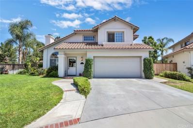 1 Las Castanetas, Rancho Santa Margarita, CA 92688 - MLS#: OC17161913