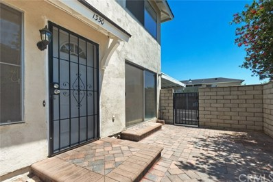 1350 E Fairgrove Avenue UNIT 279, West Covina, CA 91792 - MLS#: OC17164417