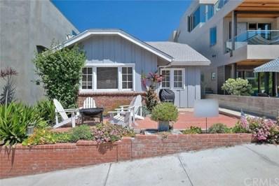 127 16th Street, Manhattan Beach, CA 90266 - MLS#: OC17166294