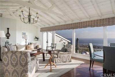 1035 Canyon View Drive, Laguna Beach, CA 92651 - MLS#: OC17167747